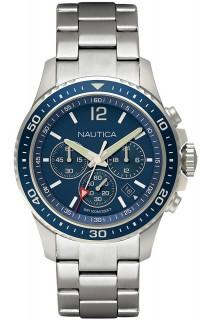 Nautica watch - GNT CHR PSS  BLU NAPFRB011