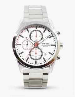 Lorus Sports watch - GNT CHR SS SILV RM393FX9