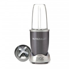 Magic Bullet Mb Nutribullet 5Pc Set Gray
