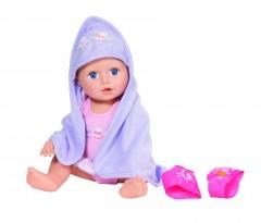 Baby Annabell Doll Learns To Swim43cm B/O