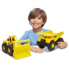 "Cat Construction Fleet Free Wheel10"" 2Pk"