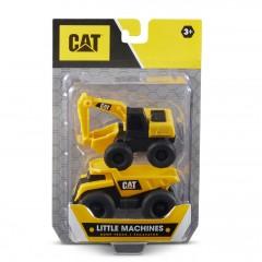 "Cat Mini Machines 3"" 2Pack Assortment, B"
