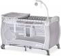 Hauck Babycenter Compact Folding Travel Crib