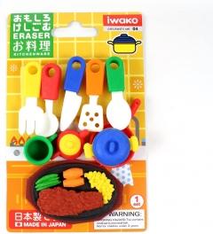 Iwako Kitchenware Eraser