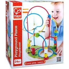 Playground Pizzaz