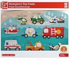 Emergency Peg Puzzle