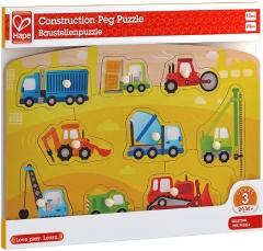 Construction Peg Puzzle