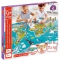 Hape 2-in-1World Tour Puzzle and Game