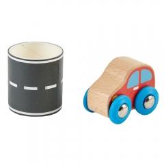 Tape & Roll Car