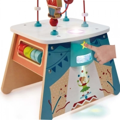 Light-Up Circus Activity Cube