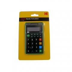 Kodak Hc-206 8 Digit Handy Calculator Kc-228Ap Green
