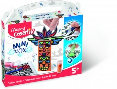 Creativ Mini Box Coloured Sands