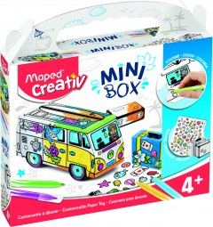 Creativ Mini Box Customizable Paper Toy