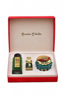 Gift Set Red Misk Grandesa