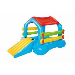 Bway Bouncer Island Slide 174X279X144