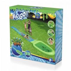 Bway H2Ogo Slide Slime &Splash 701Cm