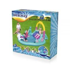 Bway Playcentr Magic Unicorn 274X198X137