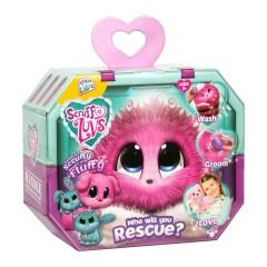 Scruff A Luvs Real Rescue Pink
