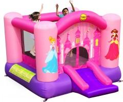 Princes Slide And Hoop Bouncer