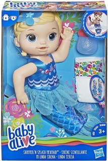 Shimmer N Splash Mermaid (Blonde)