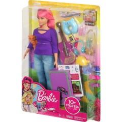 Barbie DaisyTravel Doll