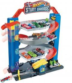 Hw Jump & Drop Garage