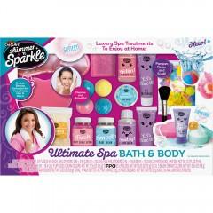 Shimmer N Sparkle Deluxe Bath & Body Super Spa