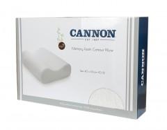 Cannon Memory Foam Contour Plw 60X40+12+10