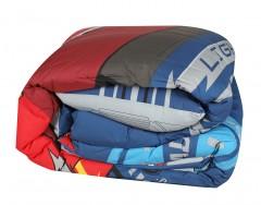 Disney Comforter Single 4Pc Cars