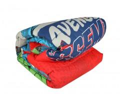 Disney Comforter Single 4Pc Avengers