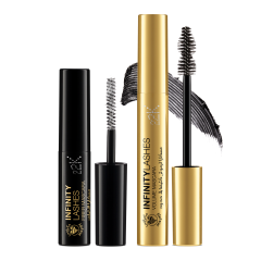 22K Infinity Lashes Fiber Volume Mascara Duo 101