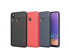 Cover Samsung m 10 red
