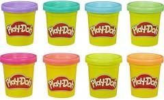 Hasbro Play-Doh 8 Pack Neon