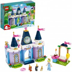 LEGO 43178 Cinderella'S Castle Celebration