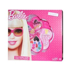 Barbie Decks Heart Shape Cosmetic