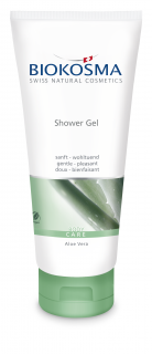 Biokosma Shower Gel Aloe Vera 200 Ml 15736