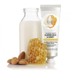 The Body Shop Almond Hand And Nail Cream 30Ml