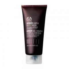 The Body Shop Arber Hair & Body Wash 200Ml