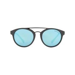 Dion Villard ladies sunglasses, Gray color, acetate material, Round shape DVSGL1904G