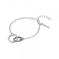 Police ladies bracelet Silver  P PJ 26337BSS/01