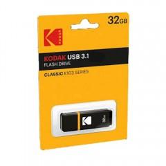 Kodak 32Gb Usb 3.1 Flash Drive K103