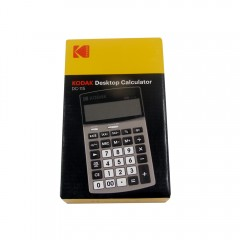 Kodak Dc-115 12 Digit Desktop Calculator Kt-351Ct