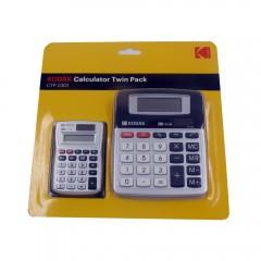 Kodak Ctp-2301 Twin Pack Calculator Kt430Ap/Kc123A
