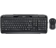 Logitech Mk330 Wl Combo Keyboard