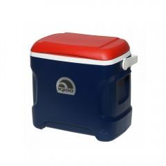 Igloo 30Qt Contour Ice Cool Box Blue
