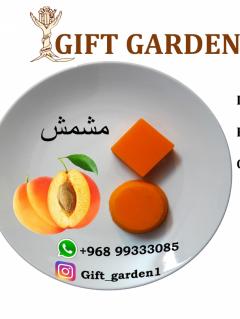 appricot soap
