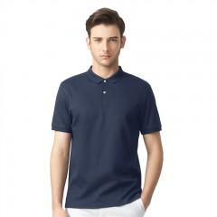 Giordano Men's  t-shirt   Dark Blue -S