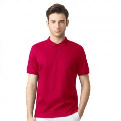 Giordano Men's  t-shirt   Red -S