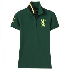 Giordano Women's  t-shirt   Green -S