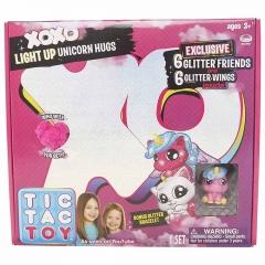 XOXO LIGHT UP UNICORN HUGS (TicTac Toy)
